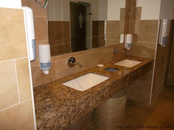Kollar gmbh referenzen bad renovierung 1 for Bad komplettsanierung
